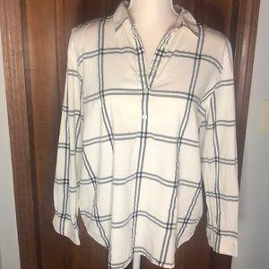 Loft long sleeve Soft cotton top